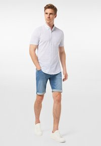 Pierre Cardin - Denim shorts - blue - 1