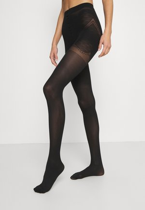 TIGHTS FEMININE SHAPING - Collant - black