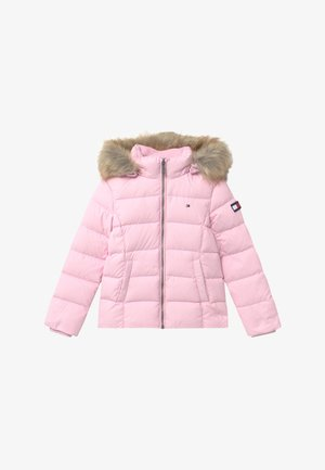 ESSENTIAL BASIC JACKET - Untuvatakki - pink