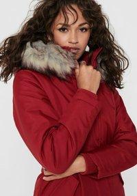 ONLY - ONLKATY  - Winter coat - chili pepper - 3