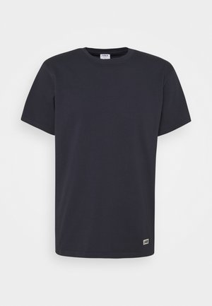 BOX LOGO TEE - Basic T-shirt - midnight
