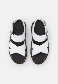 Dr. Martens - VOSS - Platform sandals - white hydro - 4