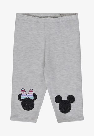 MINNIE MOUSE - Leggings - Trousers - grey