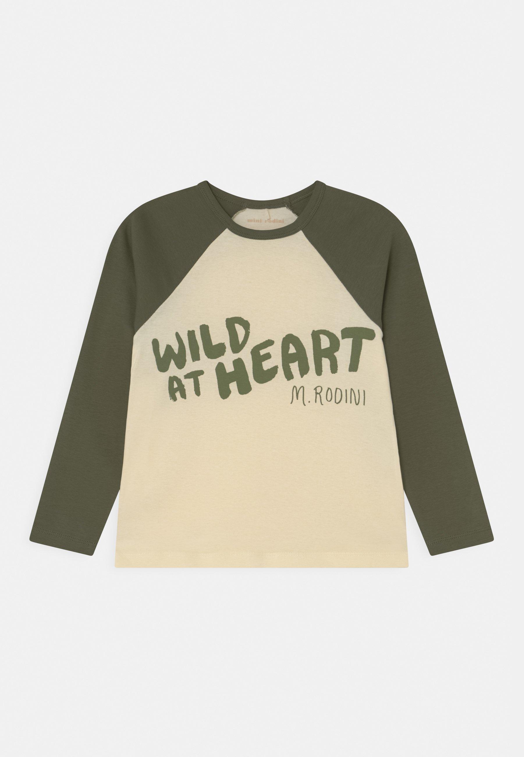 Kids WILD AT HEART RAGLAN TEE UNISEX - Long sleeved top