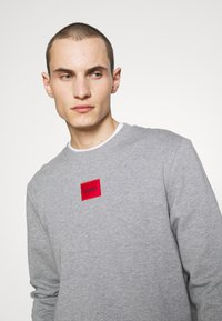 HUGO - DIRAGOL - Sweatshirt - medium grey - 3