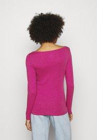 GAP - BATEAU - Long sleeved top - winter peony - 2