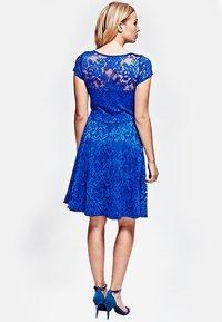 HotSquash - LACE - Cocktail dress / Party dress - royal blue - 2