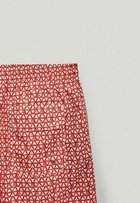Massimo Dutti - Swimming trunks - red - 6