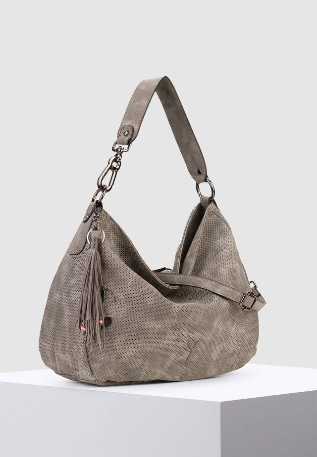 ROMY BASIC - Handbag - darkgrey 840