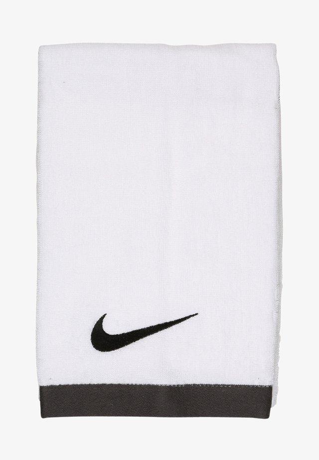 FUNDAMENTAL - Handdoek - white/black