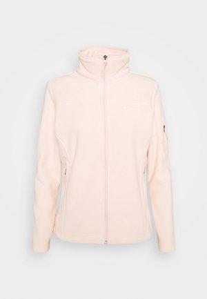 FAST TREK™ JACKET  - Fleece jacket - peach quartz