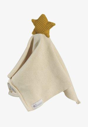 KINDSGUT SCHMUSETUCH - Baby blanket - beige