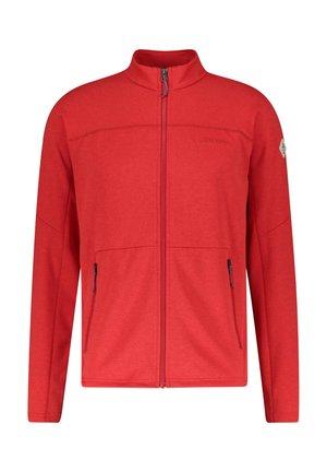 """SCHÖFFEL HERREN FLEECEJACKE """"SETAGAYA M"""" - Fleece jacket - red"""