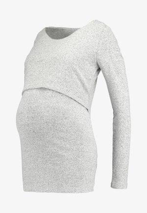 NURS LANE - Sweter - grey