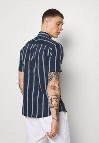 Only & Sons - ONSTRAVIS LIFE STRIPED - Shirt - dark navy - 2