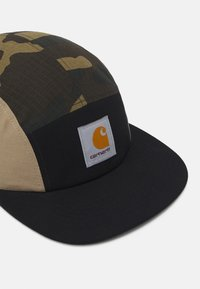 Carhartt WIP - VALIANT UNISEX - Cap - black/air force grey - 3