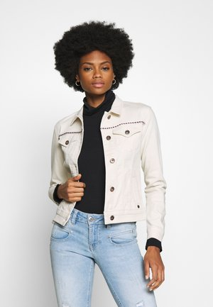 MAISY ENIGMA - Denim jacket - birch