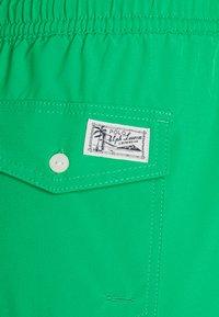 Polo Ralph Lauren - TRAVELER SWIM - Swimming shorts - golf green - 2