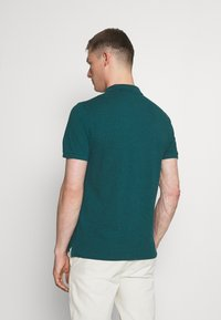 Lacoste - Polo shirt - mottled teal - 0