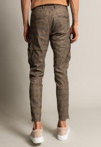 Gabba - PISA IVY  - Cargo trousers - brown - 2