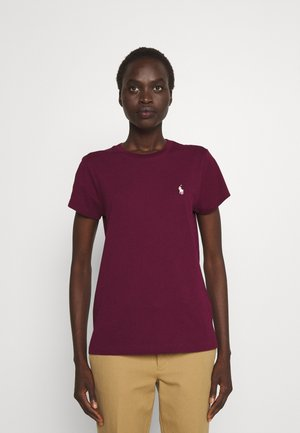 TEE SHORT SLEEVE - T-shirts - monarch red