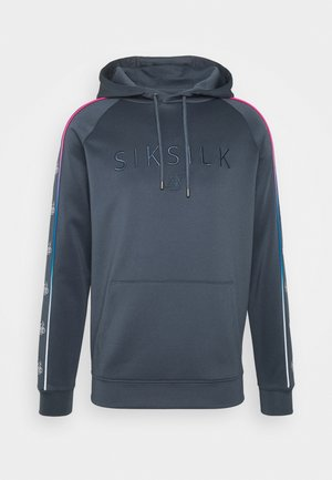 ASTRO FADE OVERHEAD HOODIE - Jersey con capucha - cosmic slate