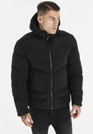 SIKSILK SPEED JACKET - Winter jacket - black