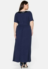 Sheego - Maxi dress - marine - 1