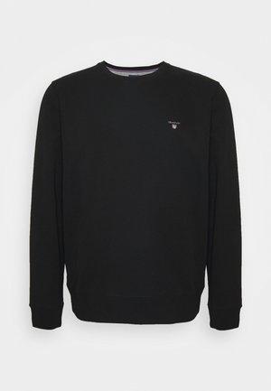 PLUS ORIGINAL C NECK - Sweatshirt - black