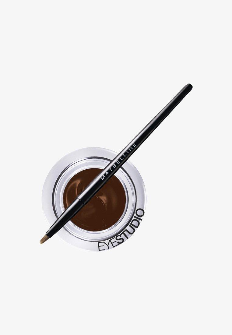 Maybelline New York - LASTING DRAMA GEL EYELINER 24H - Eyeliner - brown