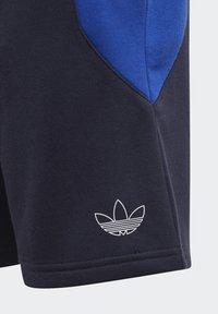 adidas Originals - COLOURBLOCK UNISEX - Shorts - legend ink/team royal blue - 2