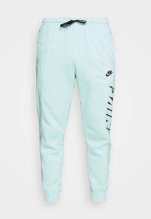 Tracksuit bottoms - light dew/black