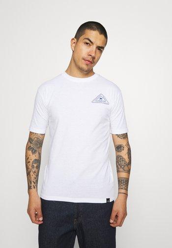 PALM - T-shirt med print - white