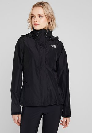 SANGRO JACKET - Chaqueta Hard shell - tnf black