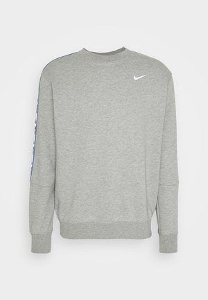 REPEAT CREW - Sweatshirts - grey heather