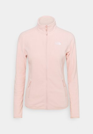 GLACIER FULL ZIP - Fleece jacket - evening sand pink