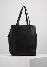 Calvin Klein - MELLOW TOTE - Handbag - black - 2