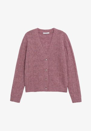 JEWERLY - Cardigan - rosa