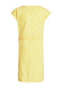 WE Fashion - Korte jurk - yellow - 1