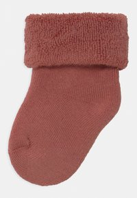 Name it - NBFRIFFENI TERRY 5 PACK - Socks - withered rose