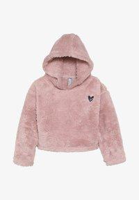 Friboo - Fleecepaita - powder pink - 3