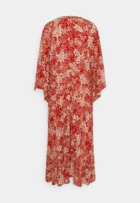 Culture - CUELAINA DRESS - Maxi dress - ketchup - 1