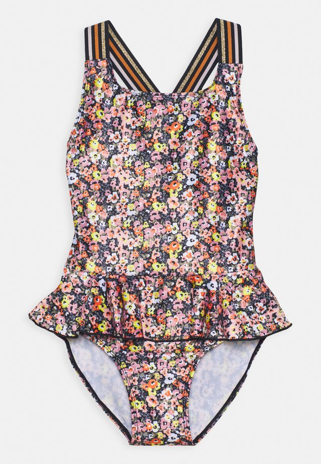 TIKI SWIMSUIT UV 50+ - Uimapuku - multicoloured