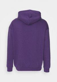YOURTURN - UNISEX - Jersey con capucha - purple - 5