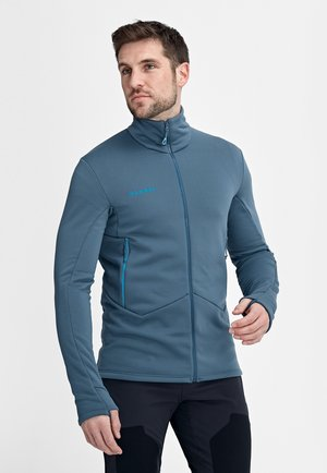 Fleece jacket - wing teal