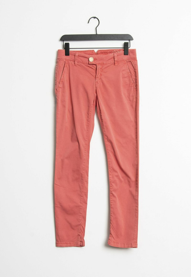 Rich & Royal - Trousers - red