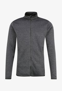 O'Neill - PISTE FULL ZIP  - Fleece jacket - black out - 5