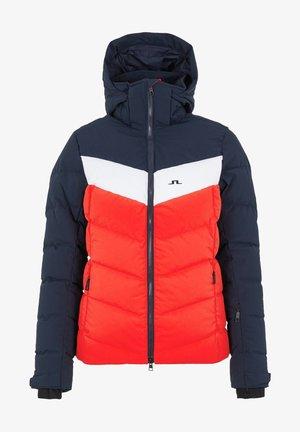 RUSSEL JACKET - Gewatteerde jas - racing red