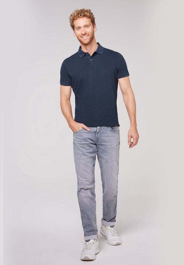 Polo shirt - deep sea