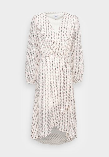 HAWA DRESS - Vestito estivo - white